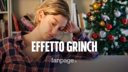 Il Natale ti deprime? Colpa dell'effetto Grinch: che cos'è e chi ne soffre di più