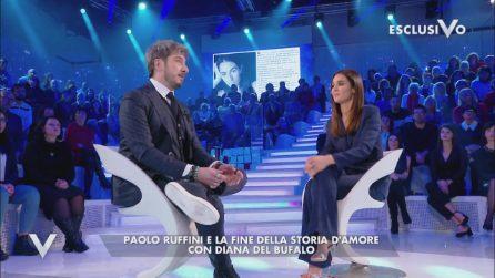 """Paolo Ruffini racconta la fine dell'amore con Diana Del Bufalo: """"Soffro anch'io"""""""