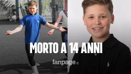 """Morto Jack Burns: il ballerino 14enne definito """"il nuovo Billy Elliot"""" trovato senza vita in casa"""