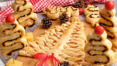 Christmas puff pastry ideas: everyone will love them!