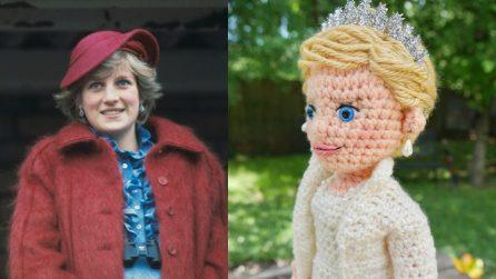 Crea bambole di storiche celebrità all'uncinetto: Allison ridà vita al passato con gli Amigurumi