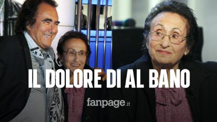 Lutto per Al Bano, è morta la mamma Jolanda a 96 anni