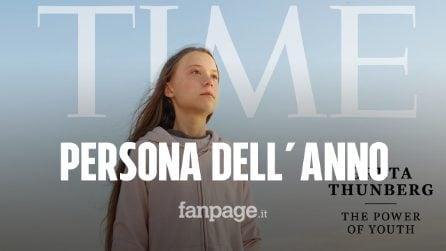 Greta Thunberg è la persona dell'anno secondo Time: è la più giovane di sempre