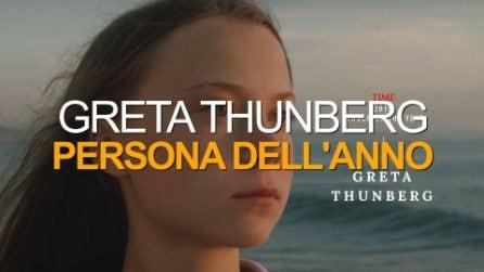 Persona dell'anno: perché Time ha scelto Greta Thunberg