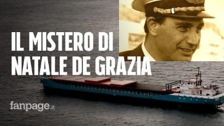 """La morte del capitano De Grazia: """"Ucciso perché aveva scoperto traffico di rifiuti radioattivi"""""""