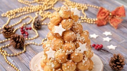 Classic french croquembouche: how to make it at home!