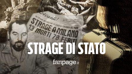 Piazza Fontana: 50 anni dalla strage di Stato che tra misteri e depistaggi è ancora senza colpevole