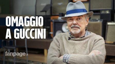 """Mauro Pagani rilegge Francesco Guccini: """"Vogliamo far conoscere le sue canzoni anche ai giovani"""""""