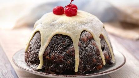 No-bake zuccotto cake: an amazing Christmas dessert!