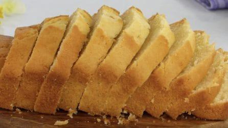 Plumcake soffice e goloso: la ricetta per averlo perfetto