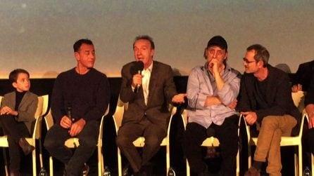 """Roberto Benigni parla di Pinocchio di Garrone: """"Va oltre la classicità, prende la nostra anima"""""""