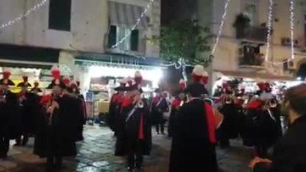 La Fanfara in Piazza Pignasecca