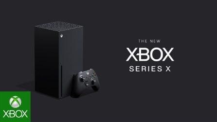 Xbox Series X, il trailer di annuncio