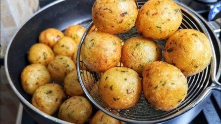 Polpette di patate: la ricetta del secondo piatto sfizioso e goloso