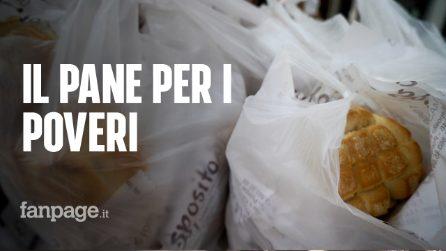 """Pompei, il panificio che regala cibo ai poveri: """"Facciamo come col caffè sospeso"""""""
