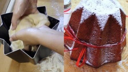 Pandoro fatto in casa: la ricetta passo dopo passo per averlo perfetto