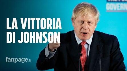 Elezioni Regno Unito, stravince Boris Johnson: tracollo della sinistra di Corbyn. Brexit più vicina