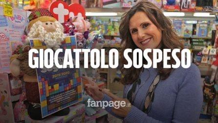 """Napoli, giocattolo """"sospeso"""" per chi non ha i soldi per il regalo di Natale"""