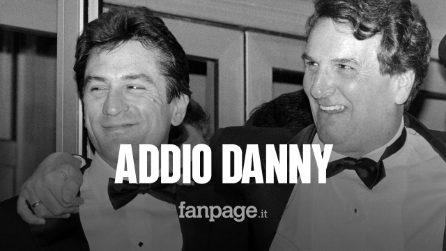 """Morto Danny Aiello: l'attore de """"Il Padrino"""", diretto anche da Spike Lee, si è spento a 86 anni"""