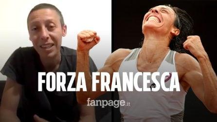 Il grande cuore di una campionessa. Francesca Schiavone ha vinto la sua lotta contro il cancro
