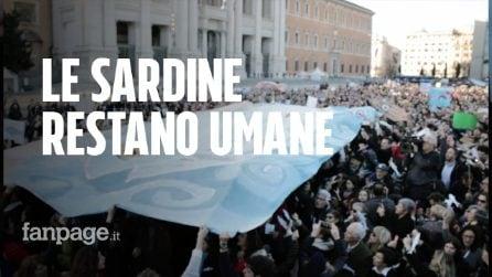 """Erri De Luca: """"Le sardine ci stanno dando una lezione politica"""""""