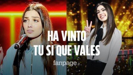 Enrica Musto è la vincitrice di Tu sì que vales 2019: chi è la giovanissima soprano