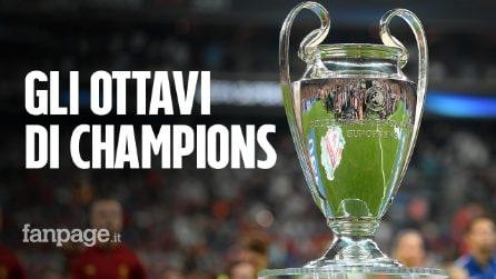 Sorteggi Champions League, le avversarie delle italiane agli ottavi: il calendario delle gare