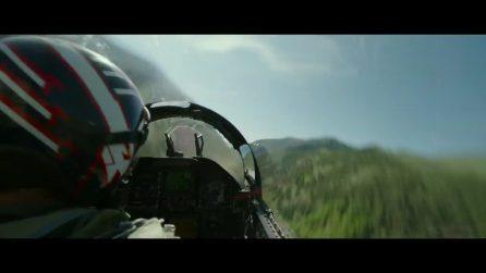 Top Gun: Maverick, il nuovo trailer