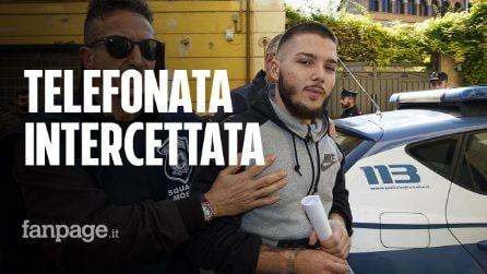 Luca Sacchi, l'audio della telefonata tra Del Grosso e De Propris poco prima dell'omicidio