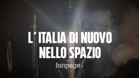 L'Italia di nuovo nello spazio: lanciati COSMO-SkyMed e CHEOPS