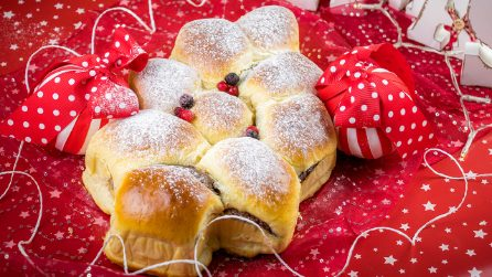 Christmas tree brioche: too delicious to not try it!