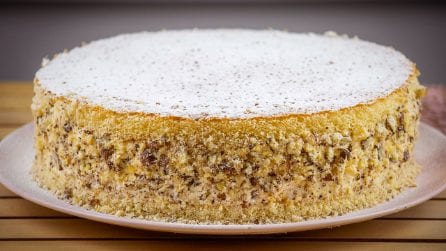 Milk cream cake: a melt in your mouth sponge cake to try right now!