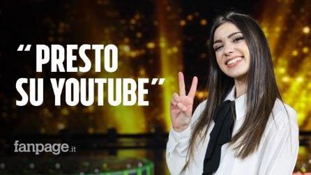 """Enrica Musto, dopo la vittoria a Tu sì que vales gira il primo video: """"Presto su Youtube"""""""