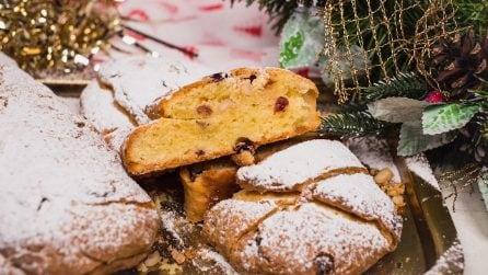 Stollen di Natale: il dolce soffice e profumato da provare!