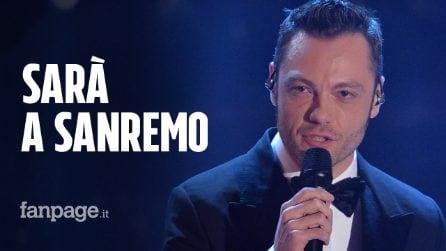 Tiziano Ferro sarà a Sanremo 2020: parteciperà a tutte le serate. Condurrà assieme ad Amadeus?