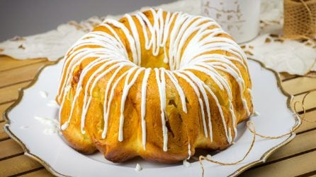 Apple brioche: fluffy and moist like never before!