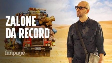 Tolo Tolo, Checco Zalone batte se stesso: incasso da record con 8,7 milioni in un solo giorno