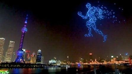 Cosa si sono inventati per Capodanno a Shanghai
