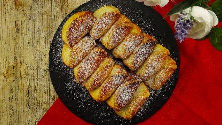 Ravioli dolci di pasta frolla e ricotta: andranno a ruba in pochi minuti!