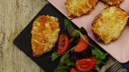 Lonza di maiale filante e cremosa: la ricetta alternativa per una cena piena di gusto!