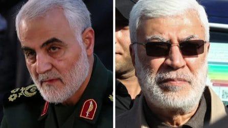 Raid Usa a Baghdad: ucciso il generale iraniano Soleimani