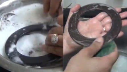 Come pulire gli spartifiamma del piano cottura: un metodo infallibile