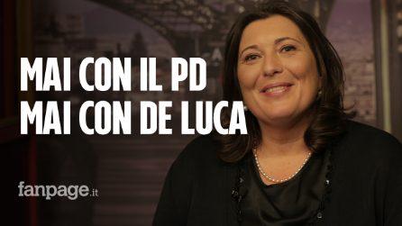 """Ciarambino (M5S): """"Il Pd è un sistema di potere, nessuna alleanza con loro in Campania"""""""
