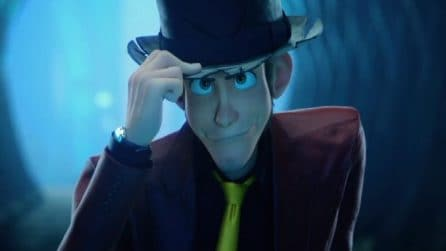 "Il trailer di ""Lupin III – The First"""
