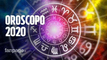 Oroscopo 2020, la classifica dei segni più fortunati secondo le stelle