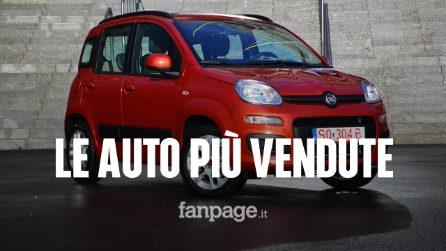 La classifica delle auto più vendute in Italia nel 2019*