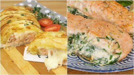 4 ricette con il salmone per un pasto di pesce alternativo e saporito!