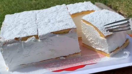 Šampita, la ricetta del dessert croato: goloso e cremosissimo