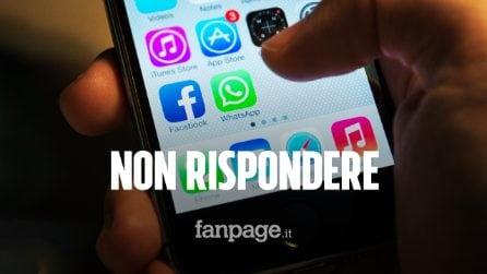 Se ti arriva questo messaggio su WhatsApp, non rispondere: attenzione alla truffa dell'SMS