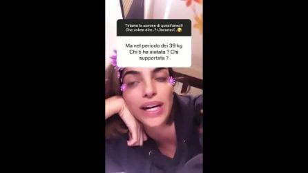 """Nicole Mazzocato: """"Sono arrivata a pesare 39 chili, fui aiutata da una psicologa"""""""